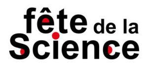 Logo de la fête de la science 2020