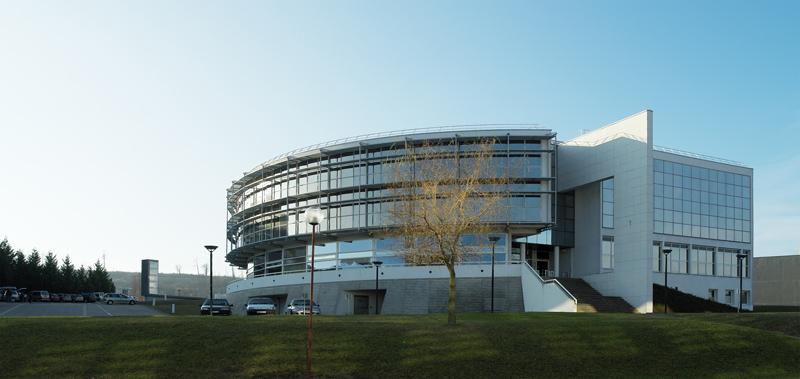 Loria building